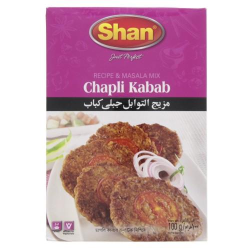 Shan Chapli Kebab Masala Mix 100g x 1 pc