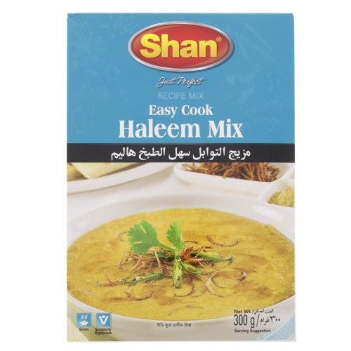 Shan Easy Cook Haleem Mix 300g x 1 pc