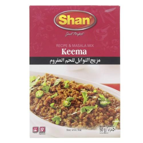 Shan Keema Masala Mix 50g x 1 pc