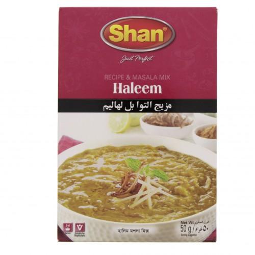 Shan Spice Mix For Haleem Masala 50g x 1 pc