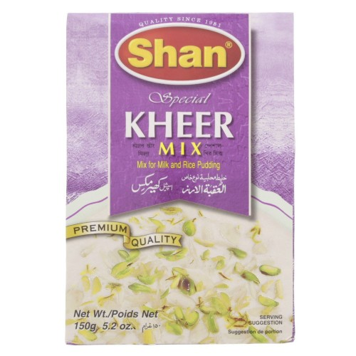 Shan Special Kheer Mix 150g x 1 pc