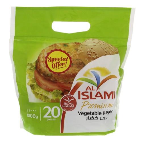 AI Islami Vegetable Burger 1 kg x 1 pack