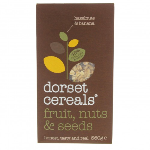 Dorset Cereals Fruit, Nuts & Seeds 560g x 1pc