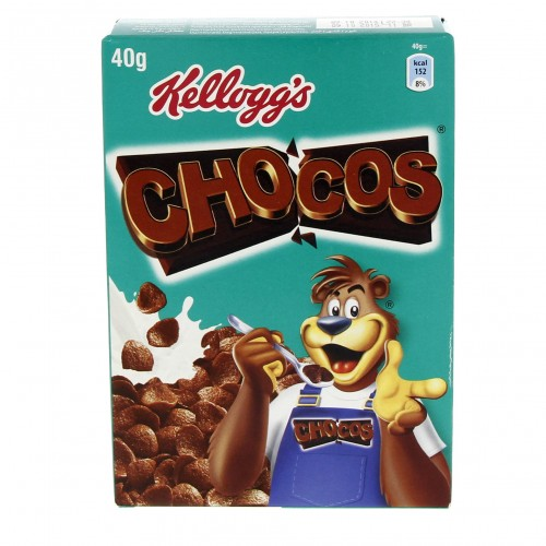 Kellogg's Chocos 40g x 1pc