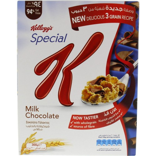 Kellogg's Special K Cereal Milk Chocolate 300g x 1pc
