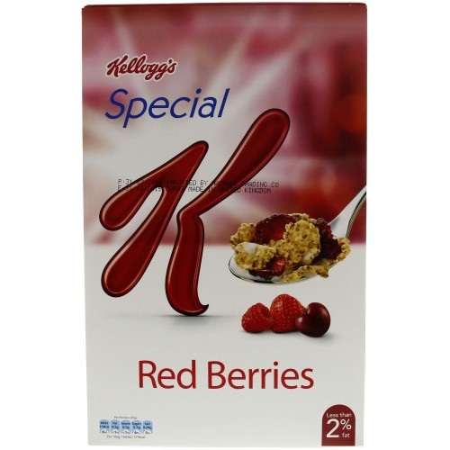 Kellogg's Special K Red Berries 500g x 1pc