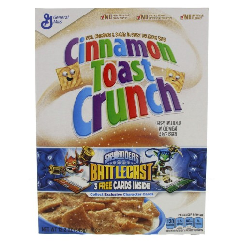 General Mills Cinnamon Toast Crunch 345g x 1pc