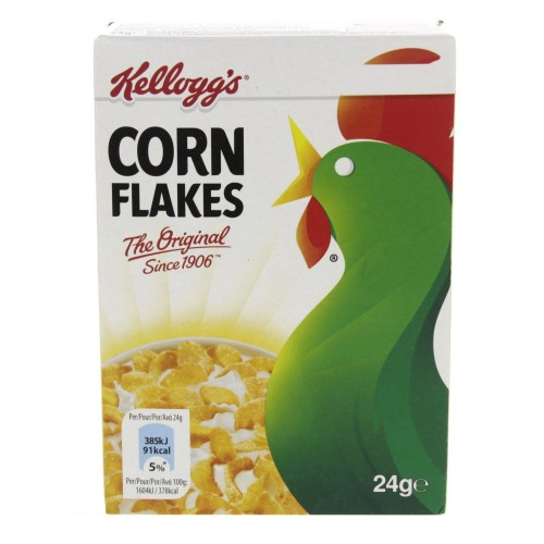 Kellogg's Corn Flakes 24g x 1pc