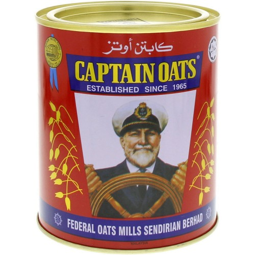 Captain Oats Tin 500Gm x 1pc