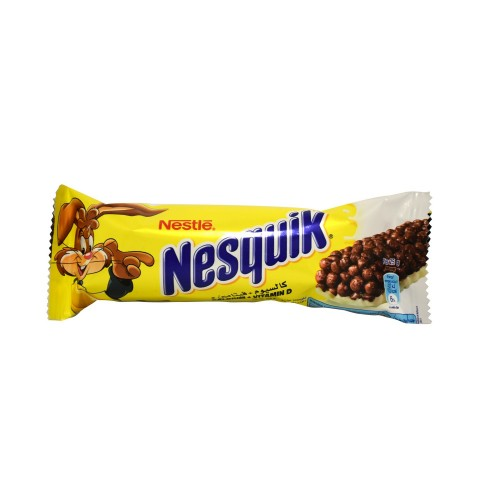 Nestle Nesquik Cereal Bar 25g x 1pc