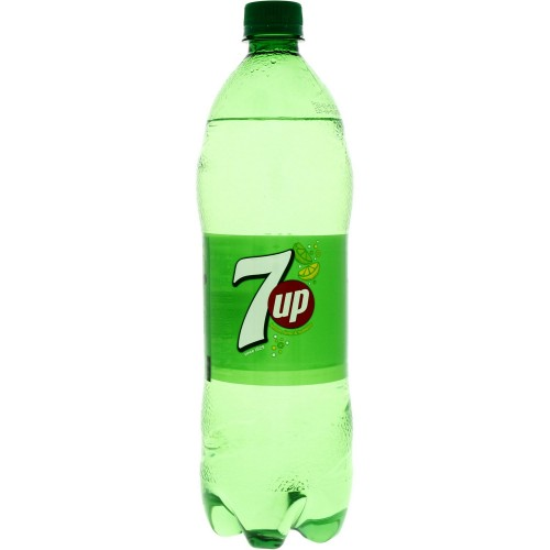 7Up Bottle 1Liter x 1pc