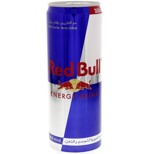 Red Bull Energy Drink 355ml x 1pc