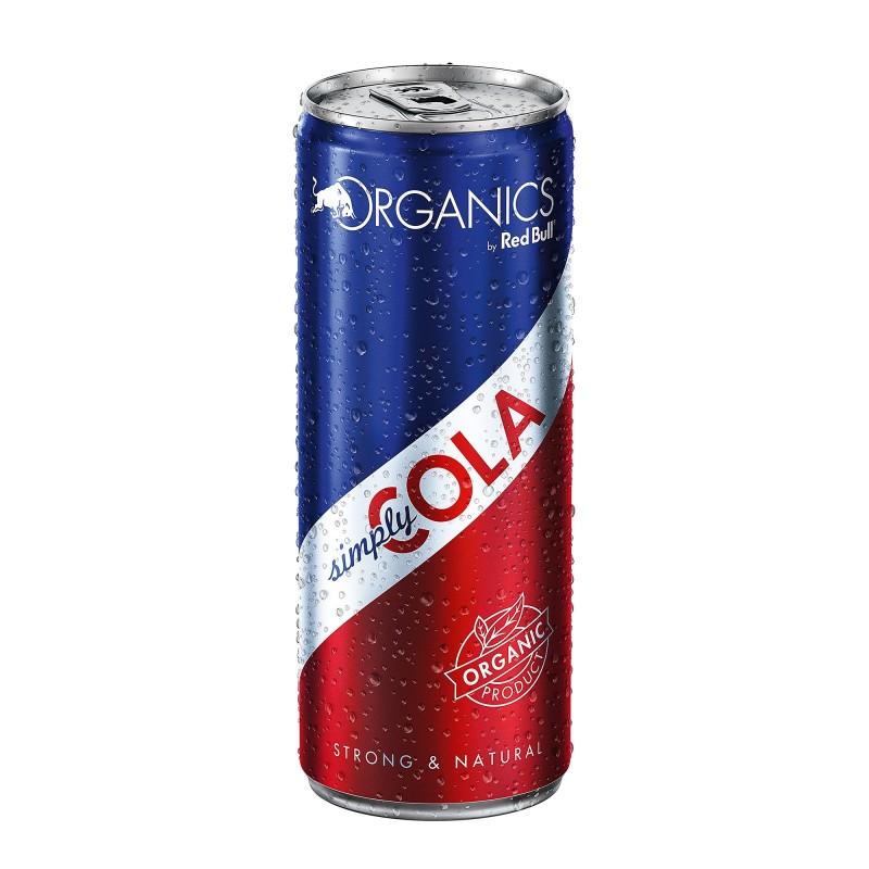 Red Bull Organic Simply Cola 250ml x 1pc