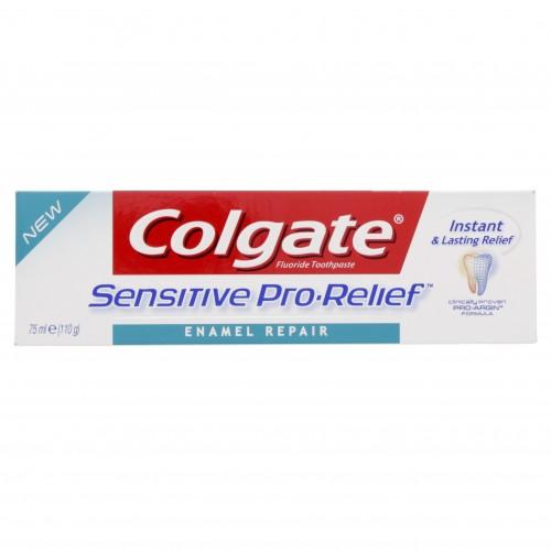 Colgate Fluoride Toothpaste Sensitive Pro-Relief Enamel Repair 75ml x 1 pc