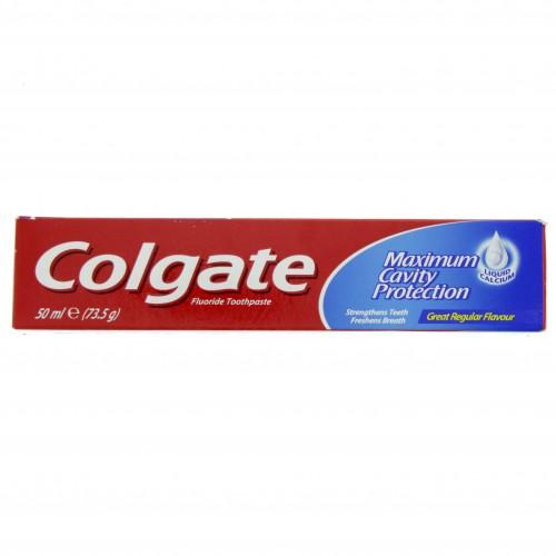 Colgate Fluoride Toothpaste Regular 50ml x 1 pc