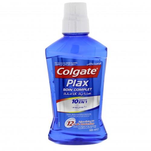 Colgate Mouthwash Plax Soin Complete 500ml x 1 pc