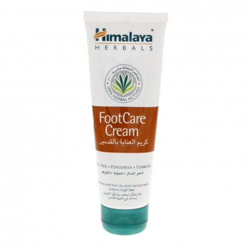 Himalaya Foot Care Cream 75g x 1 pc