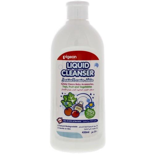 Pigeon Liquid Cleanser 450ml x 1 pc