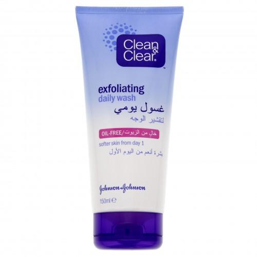 Clean & Clear Exfoliating Daily Wash 150ml x 1 pc