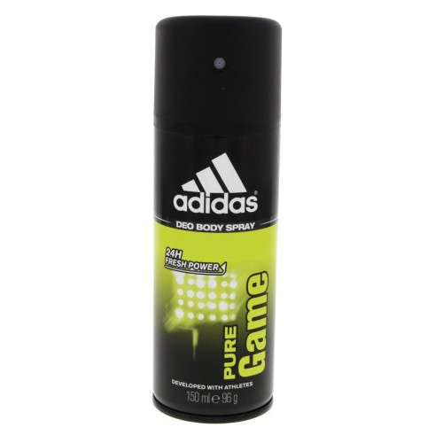 Adidas Deo Body Spray Pure Game 150ml x 1 pc