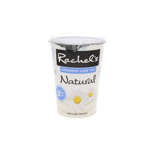 Rachel's Organic Greek Yogurt 450g x 1 Pack