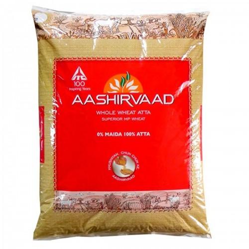 Aashirvaad Chakki Atta 20 lbs x 1 pc