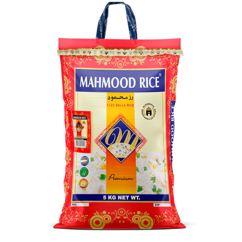 Mahmood Sella Rice 5 kg x 1 pc