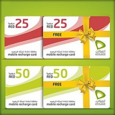 Recharge Cards