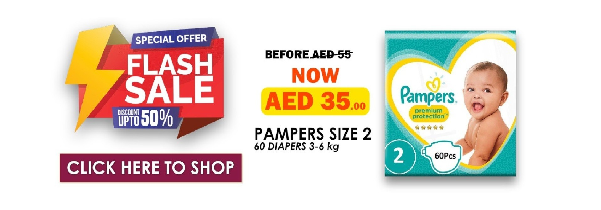 Pampers-Special Offers
